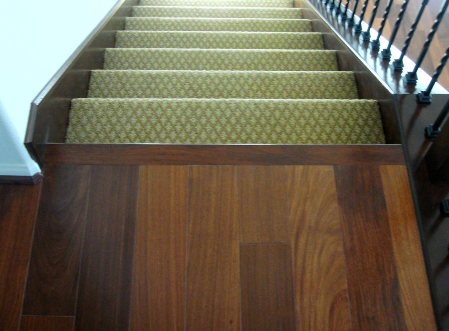 Stairs Wood Flooring