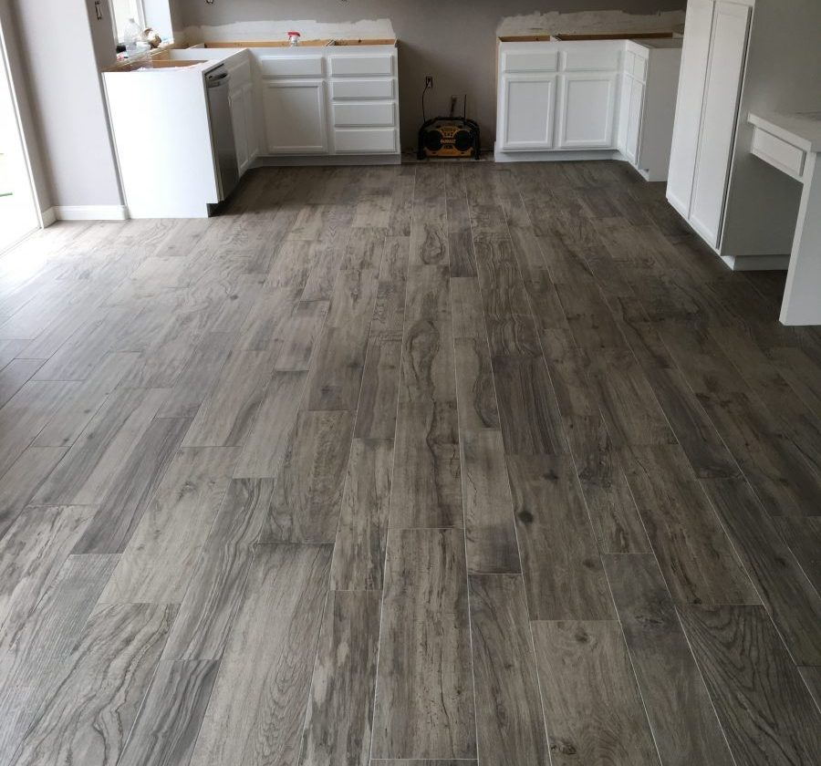 Gray Wood Look Tile RSM Tile Temecula