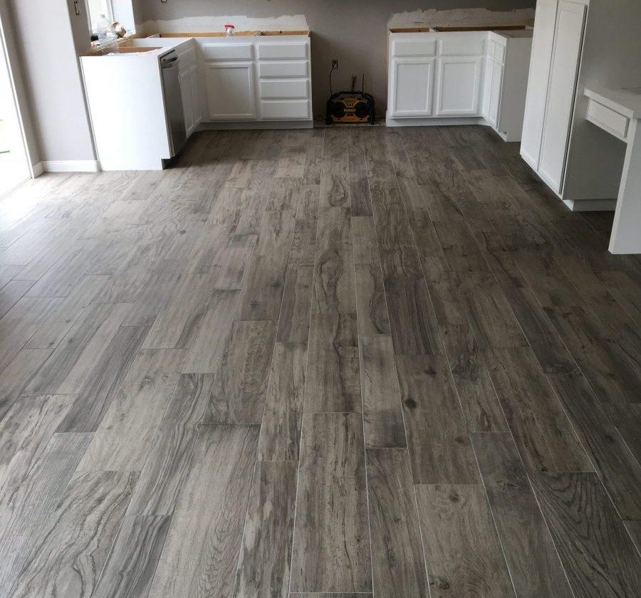Gray Wood Look Tile RSM Tile Temecula